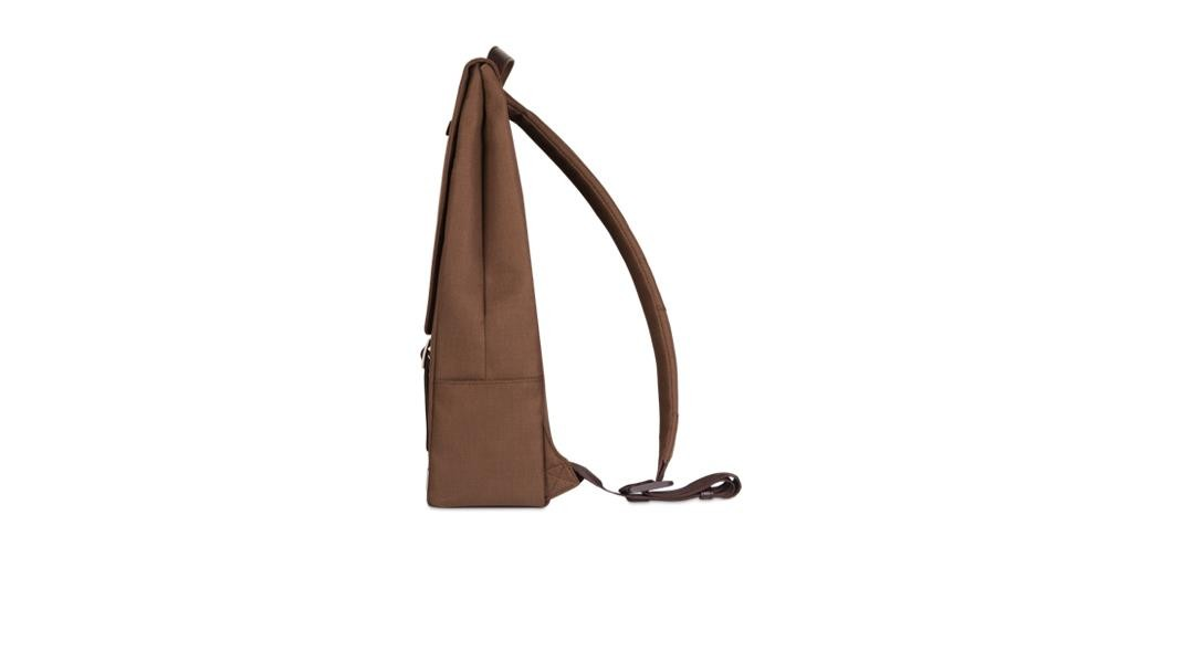 52d5bf954d Рюкзак Moshi Helios Designer Laptop Backpack Cocoa Brown for MacBook  Air Pro 15